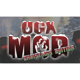 logo of UGX Christmas